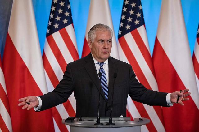«Concernant mes propos au sujet de la Russie... (PHOTO WOJTEK RADWANSKI, AGENCE FRANCE-PRESSE)