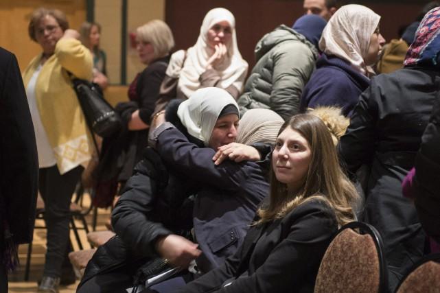 La Ville de Québec a organisé plusieurs jours... (Photo La Presse canadienne)