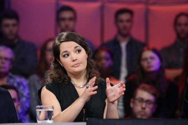 Kalina Bertin... (Photo KarineDufour, fournie par ICI Radio-Canada Télé)