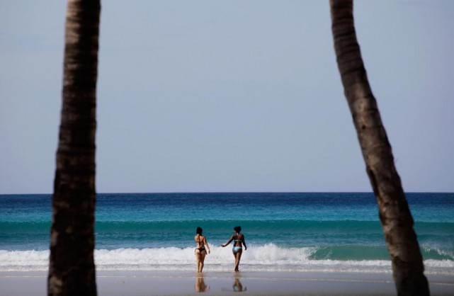 Si Saint-Martin et Porto Rico ne sont pas... (photoDesmond Boylan, reuters)