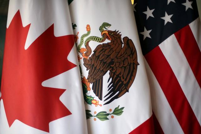 À Montréal, les trois pays se sont entendus... (PHOTO REUTERS)