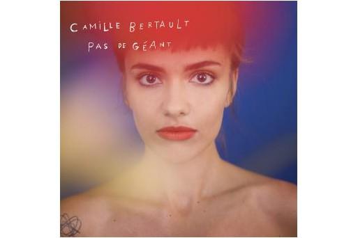 Pas de géantde Camille Bertault... (Image fournie par Okeh/Sony)