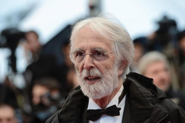 Le réalisateur autrichien MichaelHaneke... (PhotoAnne-Christine POUJOULAT, archives Agence France-Presse)