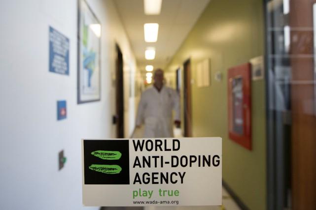 Un technicien au laboratoire de contrôle antidopage de... (Photo Christinne Muschi, REUTERS)