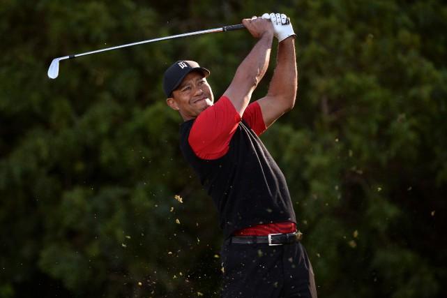 Tiger Woods... (Photo Orlando Ramirez, USA TODAY Sports)