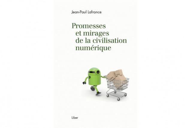 Promesses et mirages de la civilisation numérique... (image fournie par Liber)