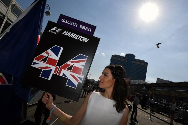 En F1, les grilles de départ seront désormais... (Photo Andrej ISAKOVIC, AFP)