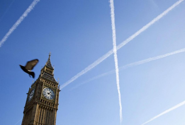 Londres... (photo Isabel Infantes, agence france-presse)