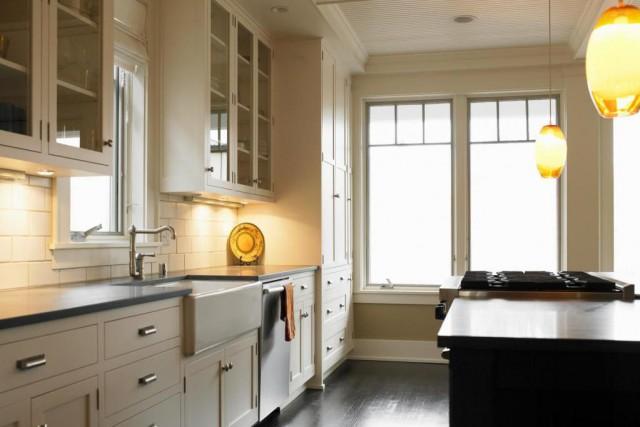 La cuisine est de loin la pièce la... (Photo Thinkstock)