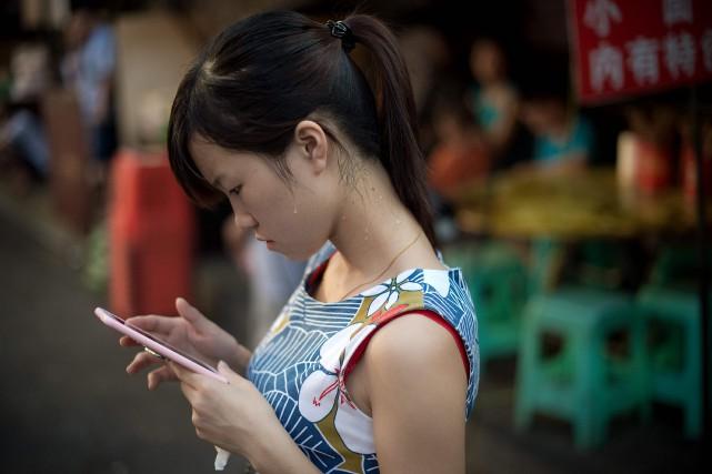 La Chine a gagné 41 millions d'utilisateurs d'internet... (AFP)