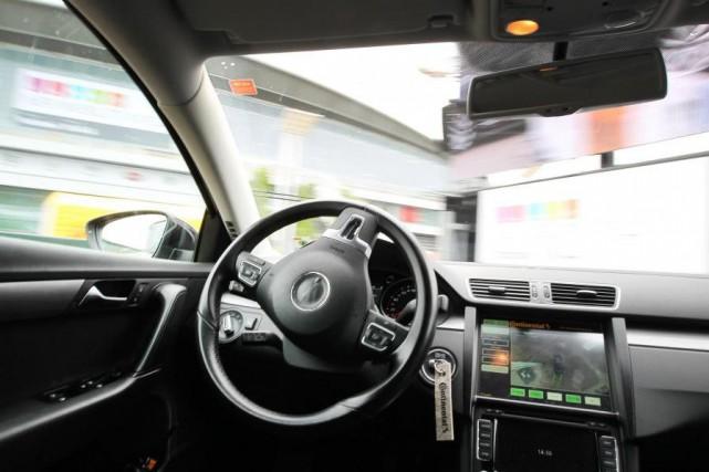 Une des raisons évoquées pour limiter leur circulation... (Photo : Agence France-Presse)