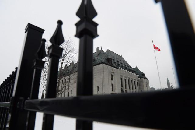 La Cour suprême du Canada a jugé que... (Photo Sean Kilpatrick, La Presse canadienne)