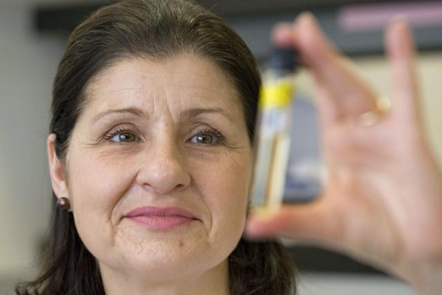 Christiane Ayotte est la directrice du laboratoire du... (Photo Graham Hughes, archives La Presse canadienne)