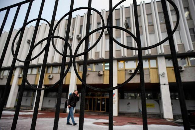 Le TAS blanchit 28athlètes russes, hier, la plupart... (Photo Alexander Nemenov, Archives Agence France-Presse)