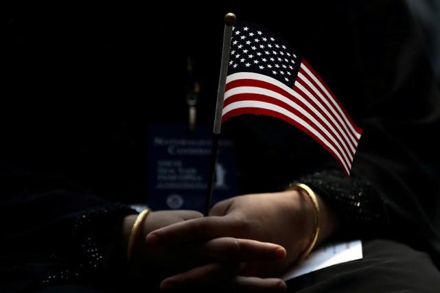 Mi-décembre, le département de la Justice a envoyé... (PHOTO SHANNON STAPLETON, ARCHIVES REUTERS)