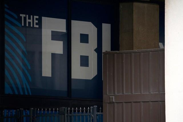 L'édifice du Federal Bureau of Investigations (FBI) à... (PHOTO JIM BOURG, ARCHIVES REUTERS)