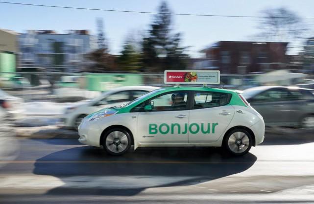 Le jour où Téo Taxi aura une offre... (Photo André Pichette, Archives La Presse)