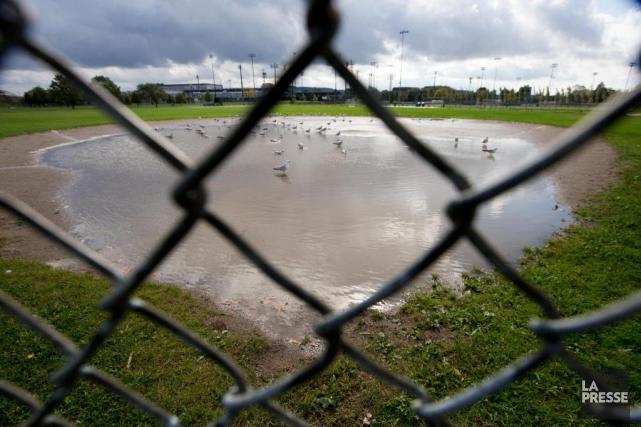 En éliminant la priorité accordée au baseball, les... (Photo François Roy, Archives La Presse)
