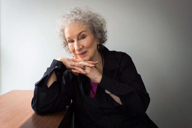 L'auteure Margaret Atwood... (PhotoAaron Vincent Elkaim, archives La Presse canadienne)