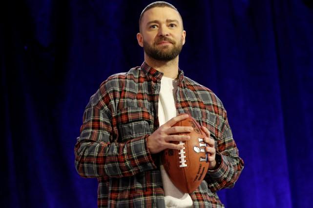À l'approche de la quarantaine, Justin Timberlake, désormais... (PHOTO REUTERS)