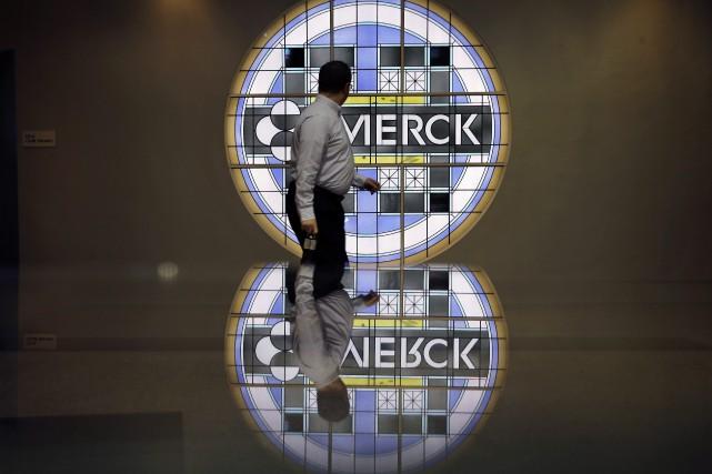 Merck a indiqué que grâce aux nouvelles règles... (PHOTO ARCHIVES AP)