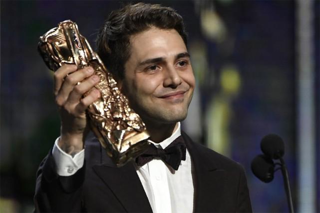 Xavier Dolan a obtenu le César de la... (PHOTO ARCHIVES AFP)