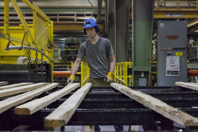 Étirer les négociations sur l'Accord de libre-échange nord-américain (ALÉNA)... (PHOTO ARCHIVES Bloomberg)
