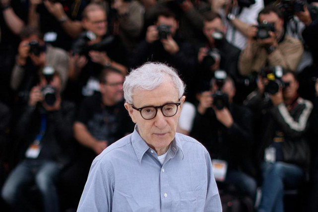 Dylan Farrow, fille adoptive de Woody Allen, accuse... (photo Valery HACHE, archives agence france-presse)