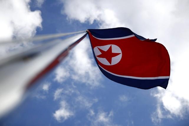 La Corée du Nord a exporté entre janvier et septembre 2017 des produits... (PHOTO Patrick Semansky, AP)