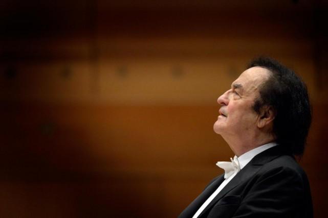 Charles Dutoit a démissionné de l'Orchestre symphonique de... (PHOTO BERNARD BRAULT, ARCHIVES LA PRESSE)