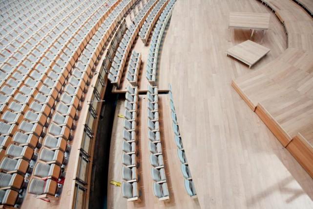 La directrice générale de l'Orchestre symphonique de Montréal,... (PHOTO MARCO CAMPANOZZI, ARCHIVES LA PRESSE)