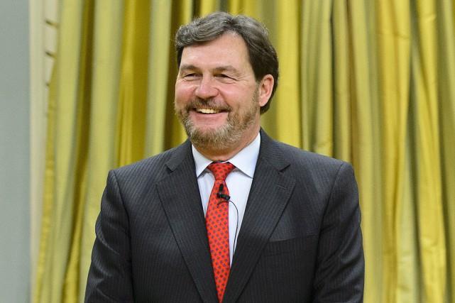 La nomination du juge québécois issu de la... (Sean Kilpatrick, archives PC)