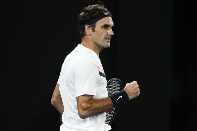 Roger Federer pourrait devenir à 36 ans le numéro... (Photo Thomas Peter, Reuters)