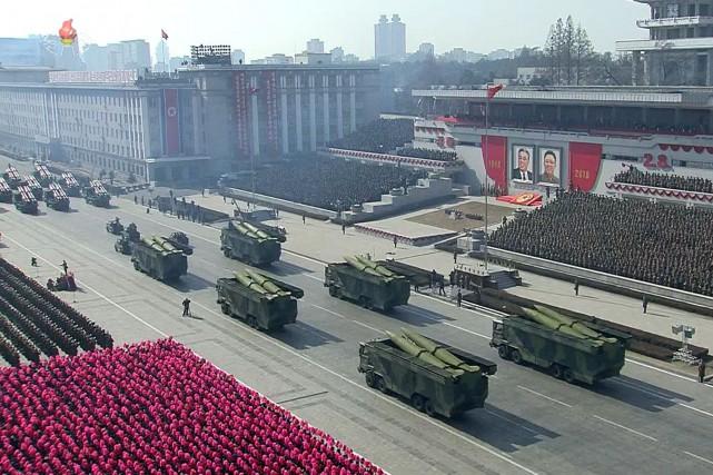 «Nous sommes devenus capables de faire la démonstration... (AFP)