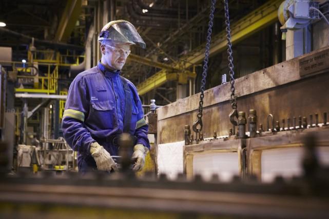 La demande d'aluminium croît au rythme de 3,5... (PHOTO FOURNIE PAR RIO TINTO ALCAN)