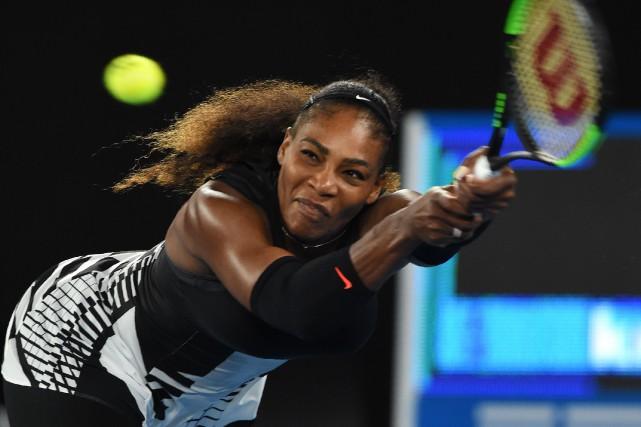 Serena Williams... (Photo Paul Crock, archives AFP)