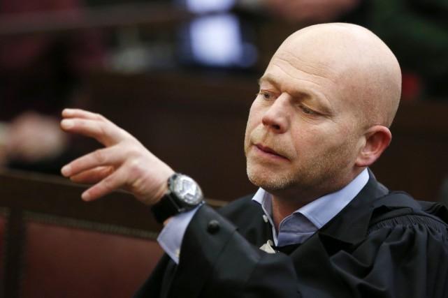 Sven Mary... (Photo Francois Lenoir, Associated Press)