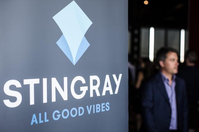 Stingray se présente comme un chef de file... (La Presse)