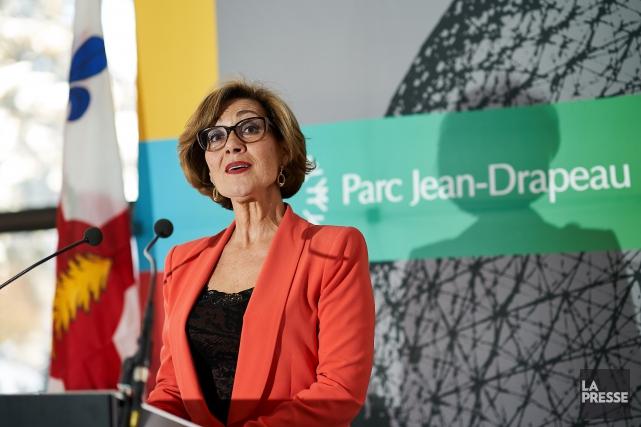 Danièle Henkel présidait le conseil d'administration de la... (Photo André Pichette, La Presse)