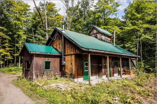 La Cabane d'à côté, nouveau projet sur la... (Photo André-Olivier Lyra)
