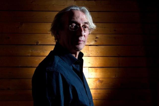 Richard Desjardins est l'auteur qui est revenu le... (Photo Alain Roberge, Archives La presse)