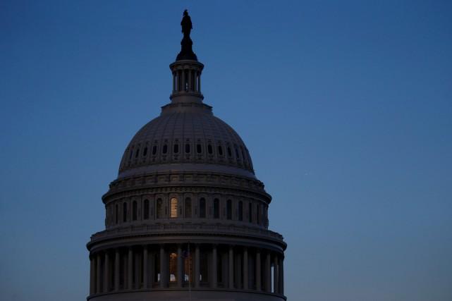 Avecce «shutdown», le gouvernement ne dispose plus de... (Photo Leah Millis, Reuters)