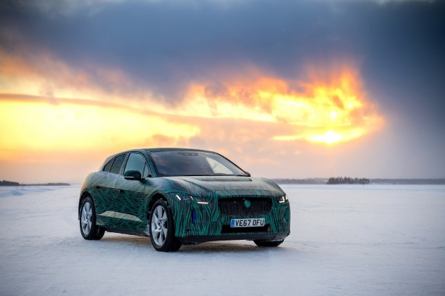 Jaguar I-Pace... (Photo : Jaguar)