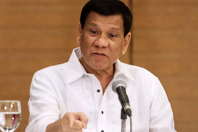 Depuis l'élection duprésident philippin Rodrigo Duterte, près de... (PHOTO AGENCE FRANCE-PRESSE)