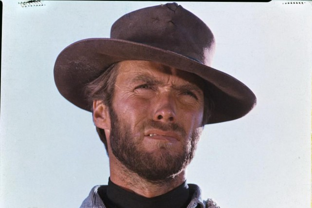 Clint Eastwood dans Le bon, la brute et... (Photofournie parUnited Artists)