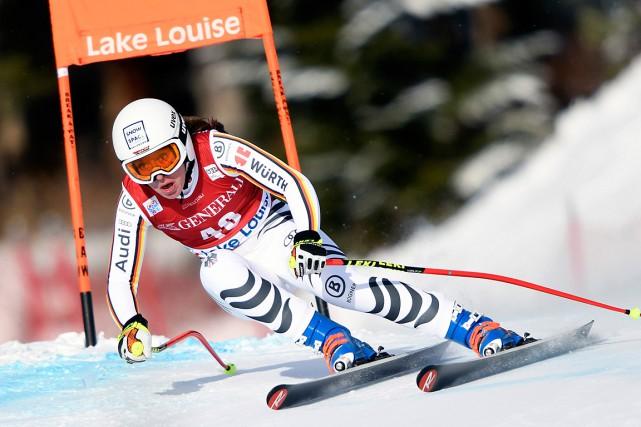 Lake Louise organise des championnats mondiaux annuels en... (PHOTO ERIC BOLTE, ARCHIVES USA TODAY)