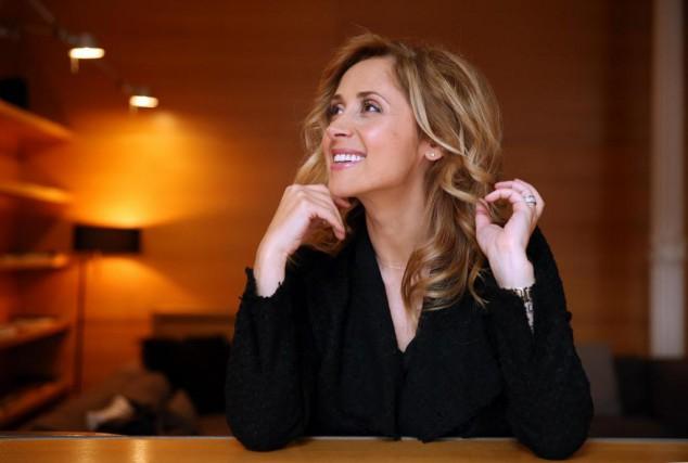 Lara Fabian, qui estcoach au concours téléviséLa voix... (Photo Martin Chamberland, Archives La Presse)
