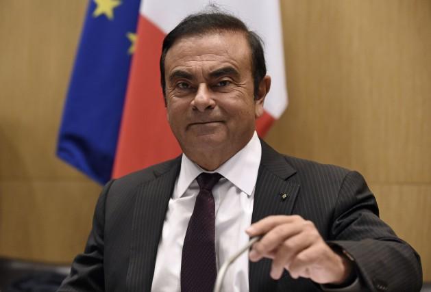 Carlos Ghosn devrait obtenir un nouveau mandat comme... (photo AFP)