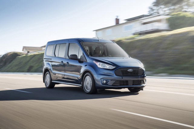 Ford Transit Connect 2019.... (PHOTO : FORD)