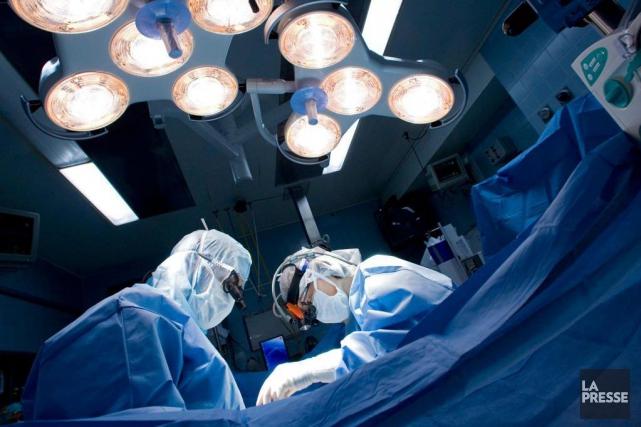 Les sommes dues aux médecins spécialistessont constituées des... (Photo Ivanoh Demers, archives La Presse)